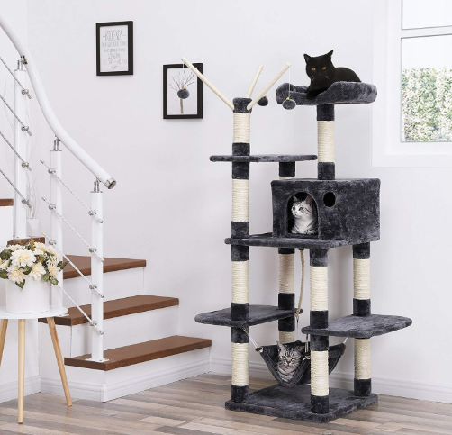Test arbre à chat Songmics PCT86G