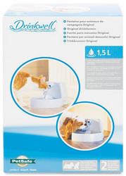 fontaine à eau pour chat cascade PetSafe pas chère